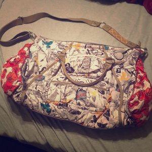 The Sak crossbody duffle bag